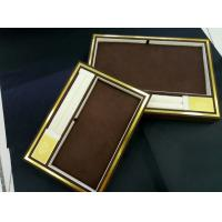 Buy cheap Multifunctional Diamond Jewelry Storage Trays Rectangle Shaped For Gifts Packaging from wholesalers
