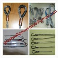 Buy cheap Asia General Duty Pulling Stockings,Cable Pulling Grips,Use Cable grips from wholesalers