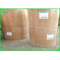 Buy cheap 160gsm 180gsm Brown Kraft Liner Paper for PCB Board Resist High Temparature 250 Degree from wholesalers