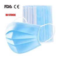 Buy cheap Safety Mouth Medical Mask 3 Layer Protective Mask For Personal Health from wholesalers