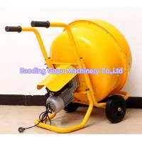 Buy cheap China New Condition Low Cost Wheelbarrow Mini Concrete Cement Mixer from wholesalers