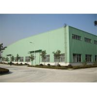 Buy cheap Fast Assembled Steel Workshop Buildings Kits Environmentally Friendly from wholesalers