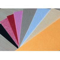 Buy cheap Polyester Acoustical Panels for office , Sound Absorbing Wall Covering from wholesalers