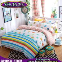 Buy cheap Little Apples Design Soft Bedding Duvet Covers Pillowcases Bed Sheets from wholesalers