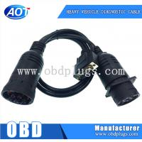 Buy cheap J1939 male and female to J1962 obd2 female cable DB9 cable DB15 cable from wholesalers