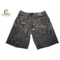Buy cheap Swim Waterproof Board Shorts With 4 Way Stretch Fabric Sublimation Printing from wholesalers