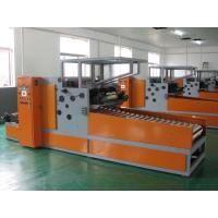 Buy cheap OEM Vertical automatic aluminium foil rewinder machine with CE 2.5m/s from wholesalers