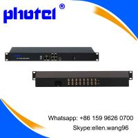 Buy cheap China factory high quality  1/2/4/8 E1 over Ethernet Multiplexer, E1 TDM over IP from wholesalers