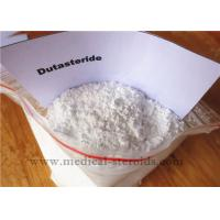 Buy cheap CAS 164656-23-9 Male Enhancement Drugs Dutasteride / Avodart For Hair Loss Treatment from wholesalers