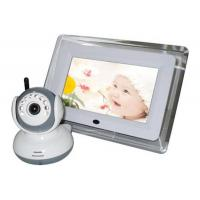 Buy cheap 7'' TFT RGB Color LCD 2.4 GHz Digital Wireless Video Baby Monitors with Camera, 12 V DC from wholesalers