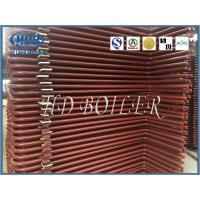 Buy cheap High Preasure Heat Recovery Boiler Spare Part Superheater For Industrial Power from wholesalers