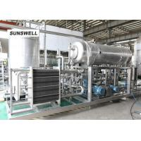 Buy cheap Common temperature carbon mixer for Cola washing filling capping from wholesalers
