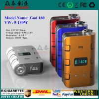 Buy cheap 2014 The highest watt box mod smy God 180 mod from wholesalers