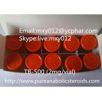 Buy cheap TB-500 (2mg/vial)   White powder  CAS 77591-33-4 for Recovery From Injuries Thymosin beta 4 acetate from wholesalers