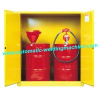 Buy cheap Acid Corrosive Fire Resistant File Cabinet Safety Yellow For Filing Data from wholesalers