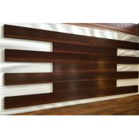 Buy cheap 5 x 3/4 exotic dark stained african hardwood flooring - okan from wholesalers