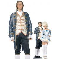 Buy cheap Wholesale Sexy Couples Costumes Charming Prince and Princess Dress for Halloween Christmas from wholesalers