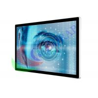 Buy cheap 65 Inch Airport  Digital Signage LCD Advertising Player Touch Screen RAM 4GB Hard Disk 500G from wholesalers