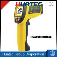 Buy cheap Handheld Infrared Thermometer HIR 1850200 ~ 1850℃ MAX MIN AVG DIF Reading from wholesalers