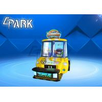 Buy cheap Baby Swat Kids Racing Game Machine With Tickets Function CE Approval from wholesalers