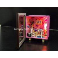 Buy cheap 3D Puzzle, Dollhouse, Wooden Model, Educational Toy, 129-04 from wholesalers