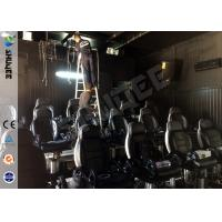 Buy cheap Visual Feast 9D Immersive Theater 9D Cinema With Electric , Pneumatic , from wholesalers