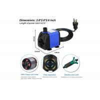 China Centrifugal Type Plastic Submersible Pump Energy Saving 15w Low Power on sale