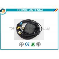 Buy cheap Waterproof GSM GPS Combo Antenna 1575.42 MHz  50 Ohm Outdoor FAKRA connector product