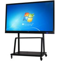 Buy cheap LED Multi Media All In One PC Touch Screen Teaching Interactive LCD Board For Meeting Room from wholesalers