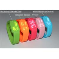 Buy cheap oem gift led watch usb flash memory product