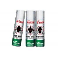 Buy cheap Anti Mosquito Oil Based Aerosol Insecticide Spray with Tinplate Can Packaging from wholesalers