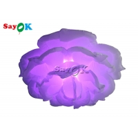 Buy cheap Wedding Stage Inflatable Lighting Decoration Led Rose Flower from wholesalers