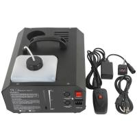 Buy cheap 1200w Dmx512 Stage Fog Machine 3L Capacity With 20mins / L Oil Consumption Rate from wholesalers