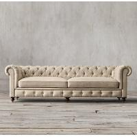 Buy cheap cheap chesterfield sofa replica set velvet yellow leather cushions pu living room 3 2 1 from wholesalers
