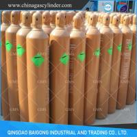 Buy cheap GB5099 Standard China Seamless Steel Helium Gas Cylinder from wholesalers