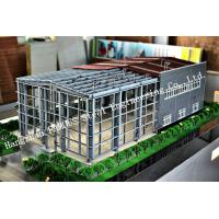 Buy cheap High Precision Prefabrication Industrial Steel Buildings Energy Saving Environmental Protection from wholesalers