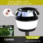 Buy cheap Solar led lantern | solar garden light | solar hang light mosquito killer from wholesalers