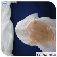 Buy cheap Imitation Silk Spunlace Nonwoven Fabric Transparent Mask Raw Material OEM from wholesalers