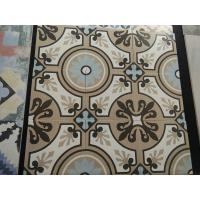 Quality Multicolor Decorative Ceramic Wall Tile 8.5mm Thinckness Heat Insulation for sale