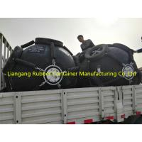 Buy cheap Natural rubber pneumatic rubber fender for ship docking black color all size can be custom made from wholesalers