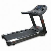 Buy cheap Commercial Use Motorized Treadmill AC 3.0HP with 15-inch LCD Display, Supports Video/Audio Format from wholesalers