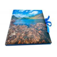 Buy cheap Personalised Photo Album Print Photo Book / Photography Art Books Printing Service from wholesalers