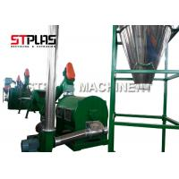 Buy cheap PET Bottle Plastic Washing Recycling Machine With Gas Steam Hot Washer 1000kg/h from wholesalers