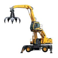 Buy cheap High Efficiency 25 Ton Mobile Handling Equipment Grapple Crane Explosion Proof from wholesalers