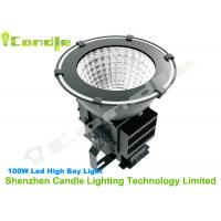 Buy cheap High Efficiency Outdoor Industrial Led High Bay Lighting 100w For Car Parking from wholesalers
