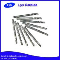 Carbide 6 flutes finishing end mill, solid carbide morse end mill