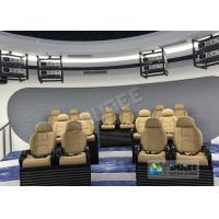 Buy cheap Customized Dome 5D Cinema Theater For Science Museum 200 Seats product