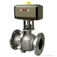 Buy cheap pneumatic actuator ball valve from wholesalers