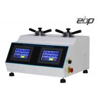 Buy cheap Double Head Metallographic Mounting Press Good Operability Long Life Time from wholesalers