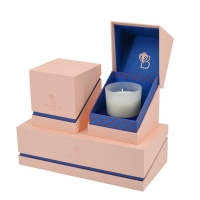 Buy cheap Luxury Rigid Paper Candle Packaging Gift Box product